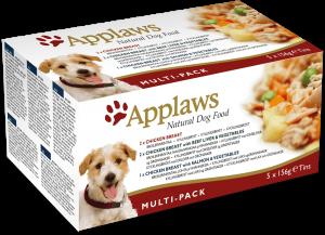 Multipack Lata Para Perros Pollo