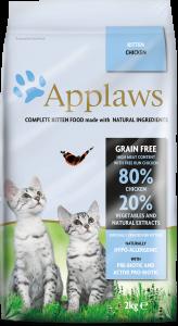 Alimento seco Para Gatitos – Pollo