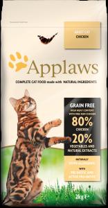 Alimento Seco Para Gato – Pollo