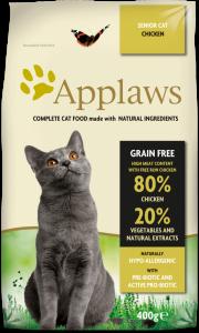 Alimento Seco Para Gato Senior – Pollo