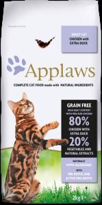 Alimento Seco Para Gato – Pollo con Pato