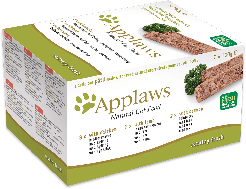 6007NE-A-AppCat-Pate-100g-CGI-NE-Multipack-Country-Selection-Salmon-Lamb-Chicken