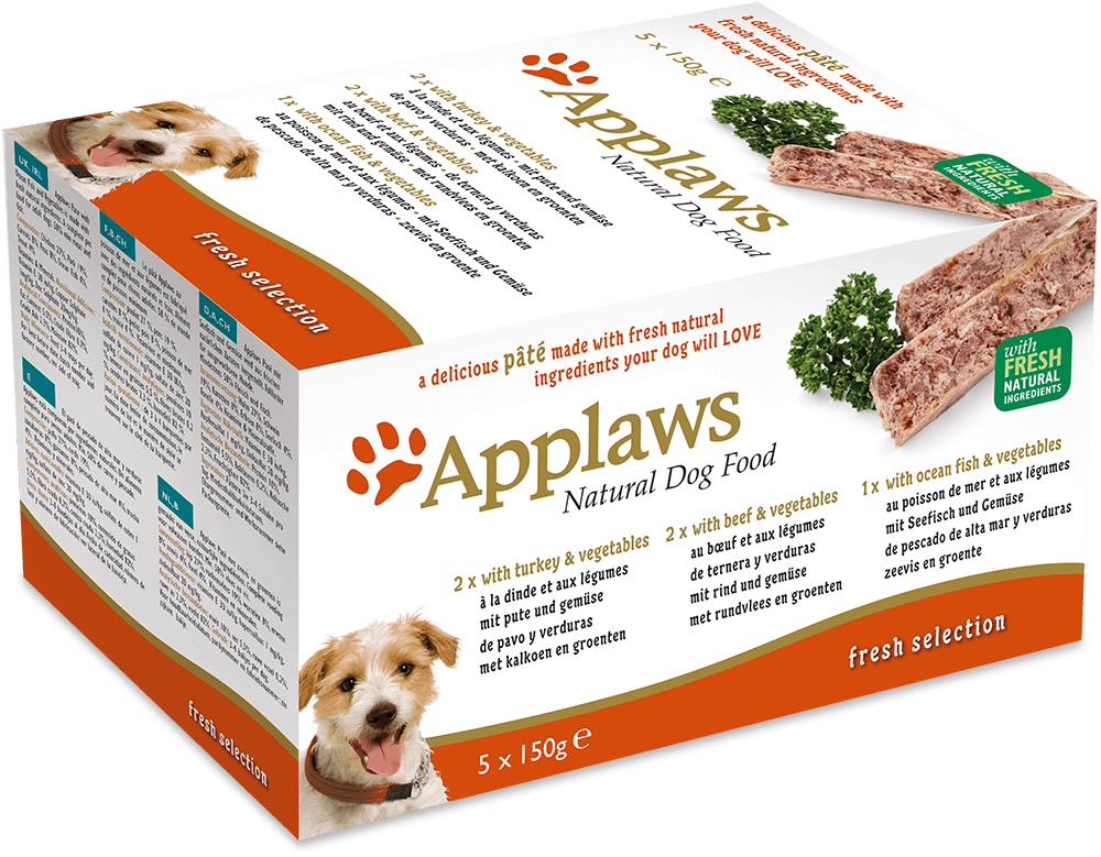 Dog Pate Fresh Selection Multipack 1